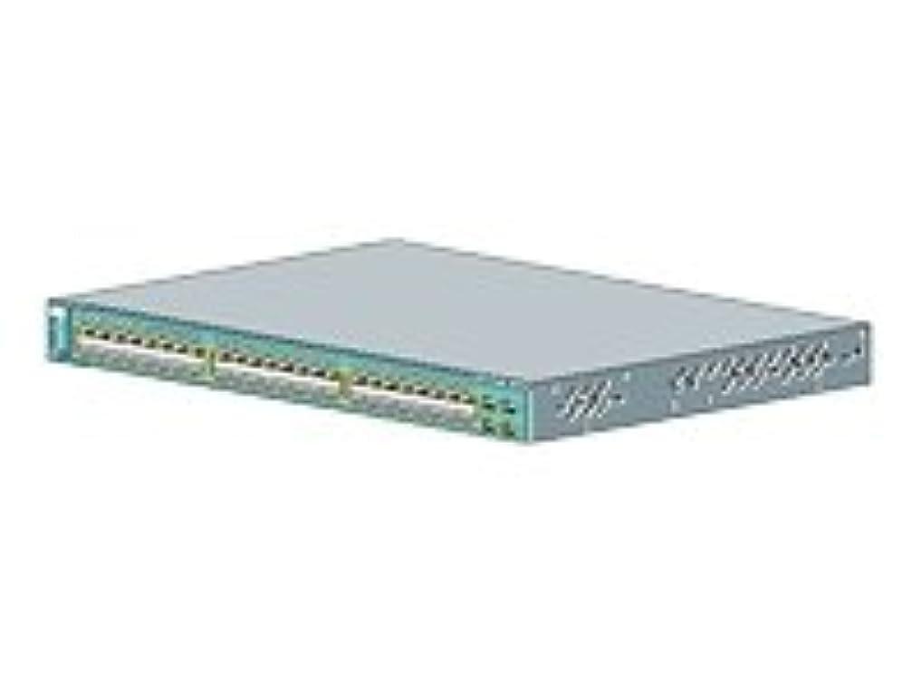 パートナー年齢食器棚CISCO Catalyst 3560G-48PS-E マルチレイヤ ギガビットイーサネット PoE対応 スイッチ WS-C3560G-48PS-E