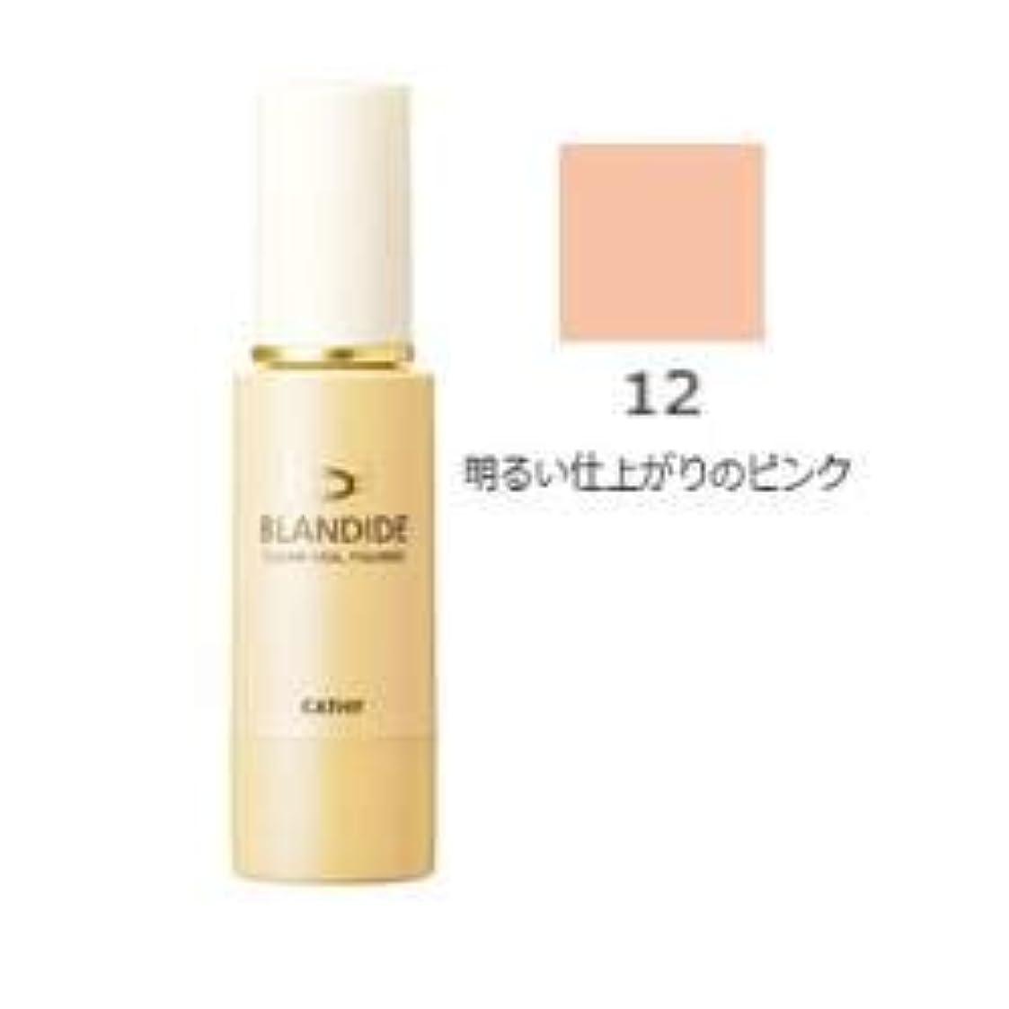 動的メドレー消化カシー ブランディード クリアベールファンデ 12(30ml)