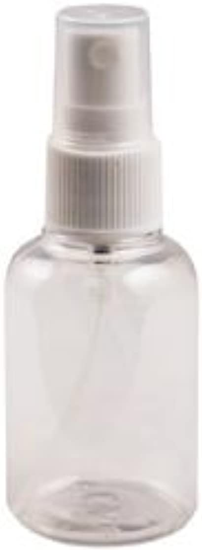 Bulk Buy: American Classics Pump Spray Plastic Bottles 2.6oz 2/Pkg Refillable Screw Top (6-Pack) vpbpmxdz8