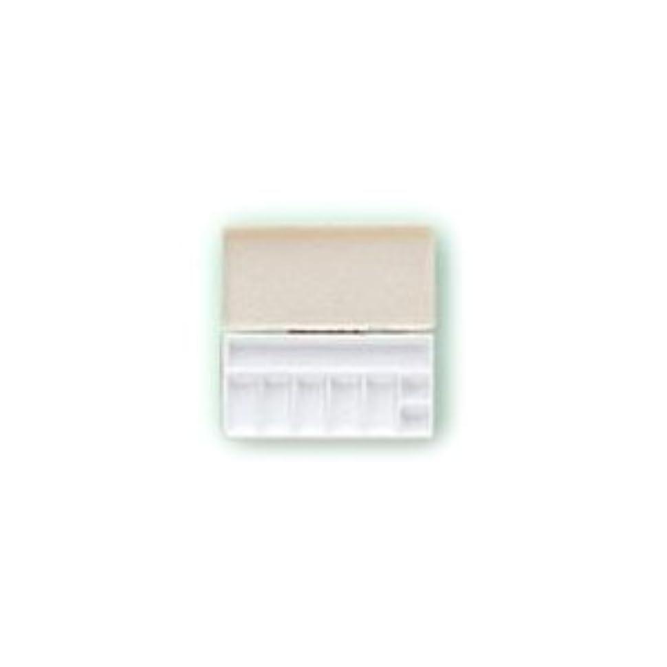 シルエット歌見積り三善 パレット メイクアップパレット 携帯用パレット 106×53mmサイズ 1 (C)
