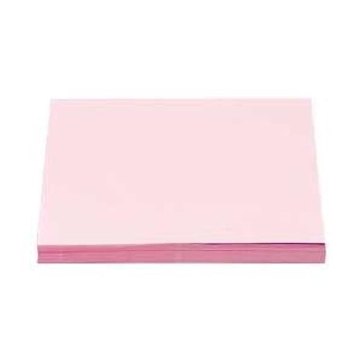 穀物高層ビルコンデンサー(まとめ) NEWファインカラー ピンク A4 1冊(500枚) 【×5セット】 ds-1642405