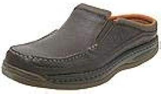 Merrell Men's Tideriser Luna Fisherman Leather Sports Sandal, Black, 11 M US