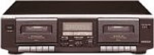 Sony TC-WE305 Dual Cassette Deck (Discontinued by Manufacturer)