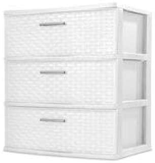 Amazon.com: Sterilite 29309001 - Caja de 3 cajones, marco ...
