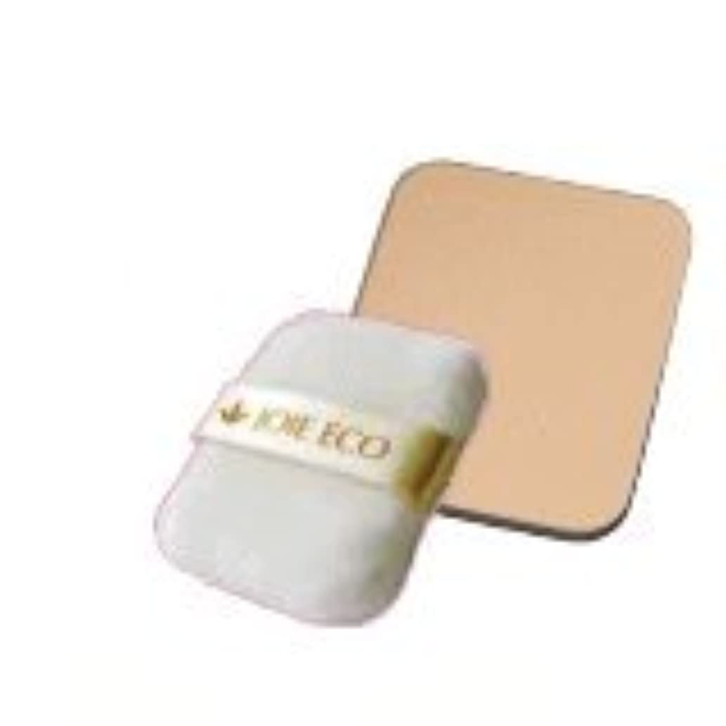 テントアレルギー発疹ビーバンジョア ジョアエコ411Y UV光リフレクトパウダー リフィル/パフ付き 11g(ふわパフ付き)