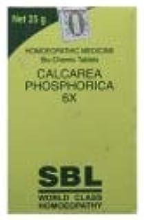 SBL Calcarea Phosphorica Biochemic Tablet 6X