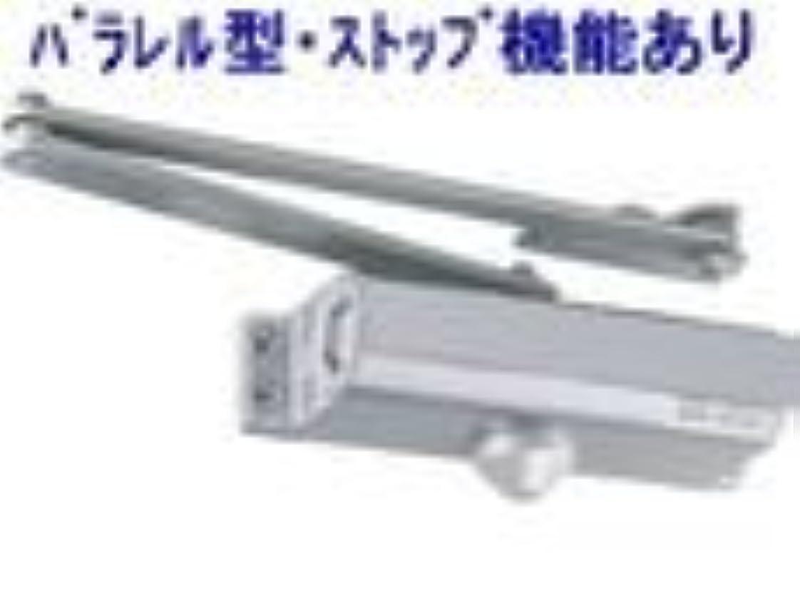 本物アルバムジャニスニュースター ドアクローザ 80シリーズ P-183 シルバ-