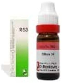 Dr. Reckeweg Germany Pimples Care Combo (R53 + Silicea Terra Dilution 30CH)