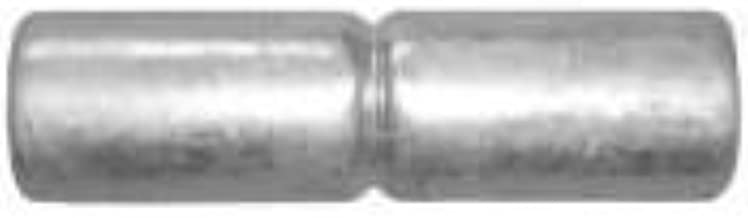 """10503 1-5//8/"""" x 7/"""" Galvanized Rail Sleeve for Chain Link Fence"""
