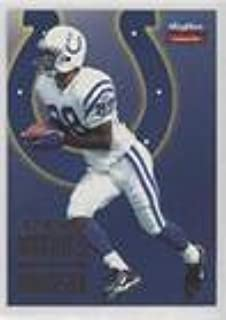 Marvin Harrison (Football Card) 1996 Skybox Impact Rookies - Expired Autograph Redemptions #MAHA