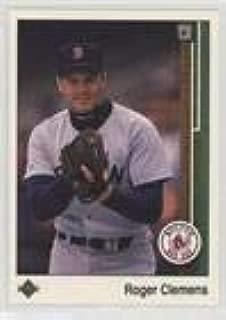 Roger Clemens (Baseball Card) 1989 Upper Deck - [Base] #195
