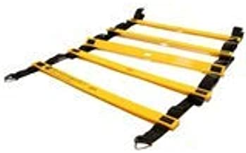 BB Fitness Insanity: The Asylum - Agility Ladder - Insanity Workout Rope Ladder for Speed Training - Portable Ladder for Elite Sports Training