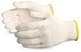 String Knit Gloves Cotton//Cut Resistant Fiber /& PVC Dots Sold by Dozen Pairs