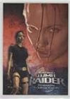 Lara Croft (Trading Card) 2001 Inkworks Lara Croft Tomb Raider - Promo #TR1