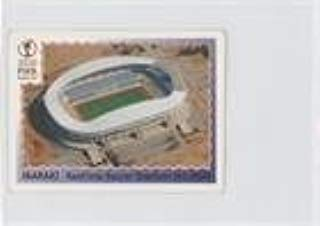 Ibaraki - Kashima Soccer Stadium (42,000) (Trading Card) 2002 Panini FIFA World Cup Korea Japan Album Stickers - [Base] - Black Back #16