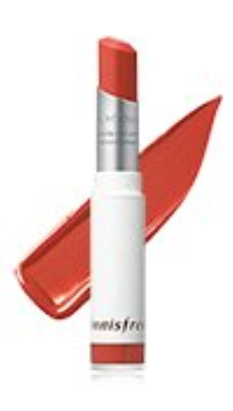 冒険コード能力[New] innisfree Real Fit Creamy Lipstick 3.5g/イニスフリー リアル フィット クリーミー リップスティック 3.5g (#10)