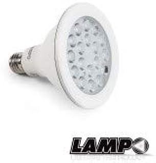 Lampo PAR38 LED E27 Light Bulb 18W 240V 38 ° IP65 Waterproof Aluminum Body - 3000°K LUCE CALDA