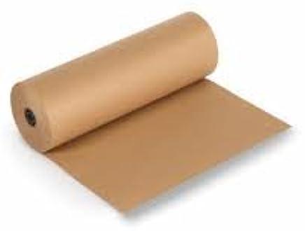 600mm x 100M Heavy Duty Kraft Brown Wrapping Paper Roll