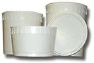 Ropak 2.5 gallon tubs