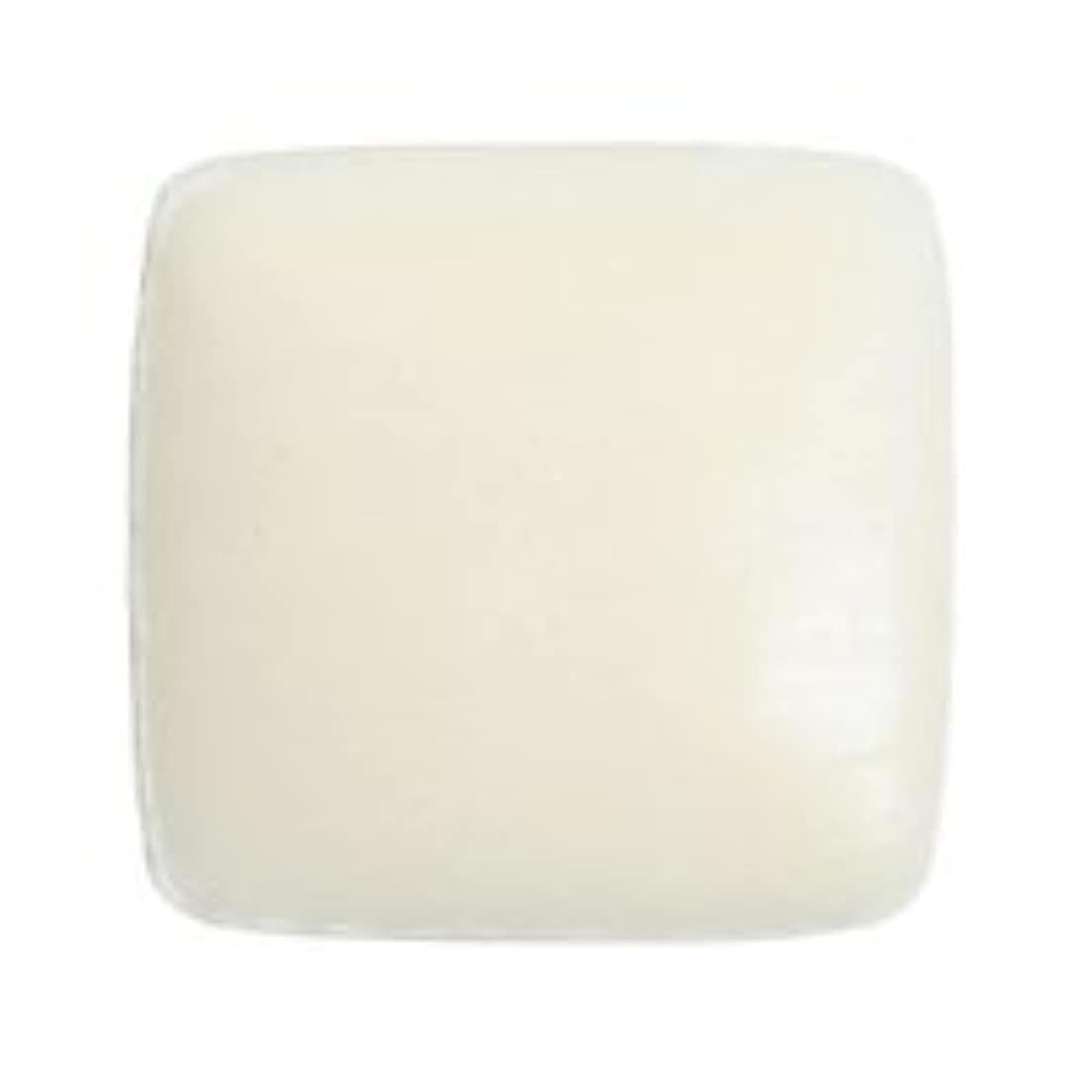 リングレットヘビー難しいドクターY ホワイトクレイソープ80g 固形石鹸