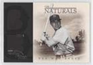 Pee Wee Reese (Baseball Card) 2003 Fleer Rookies & Greats - The Naturals #25TN