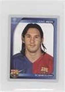 Lionel Messi (Trading Card) 2008-09 Panini UEFA Champions League Stickers - [Base] #109