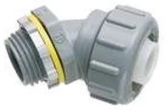 Arlington NMLT4575 Liquidtight Connector, 45°, 3/4