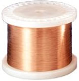 AWG 35 SPN Copper Wire Color: Gold MSS Magnet Wire Single Enamel Insulation