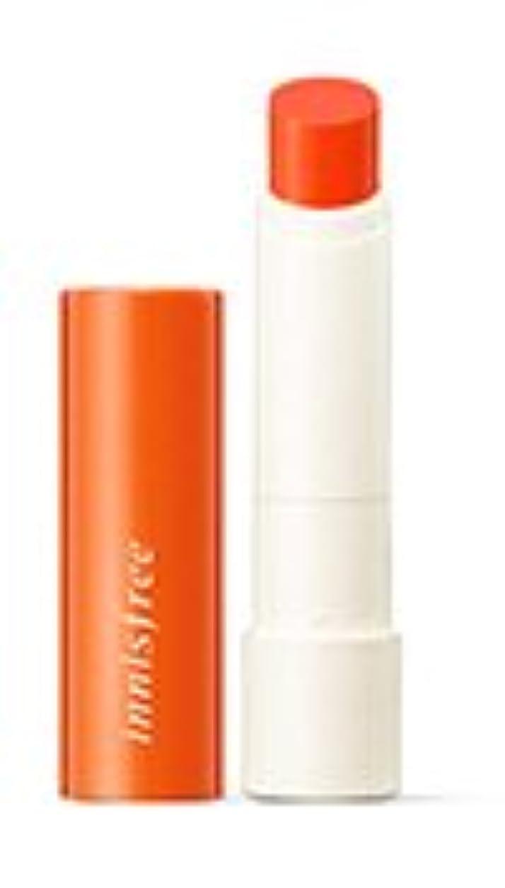 悪党ブラウス恐ろしいです[innisfree] Glow tint lip balm 3.5g/[イニスフリー]グローティントリップバム3.5g (#4 キンセンカ) [並行輸入品]