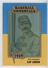 cap anson baseball card