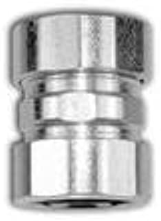American Fittings Corp EC763US EMT Compression Coupling, 1-1/4 inch, Steel, Concrete Tight- Pack of 5