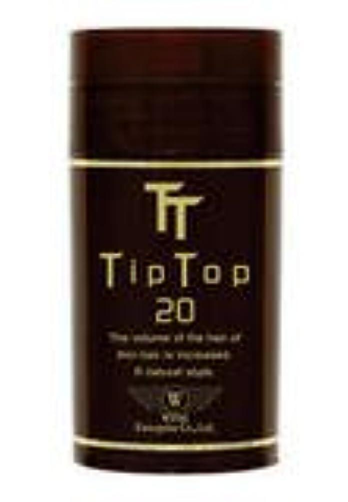 接地憂慮すべき教えるティップトップ20 20g 高品質な特殊繊維 (フルだけ瞬間薄毛ケア) No8:ゴールド