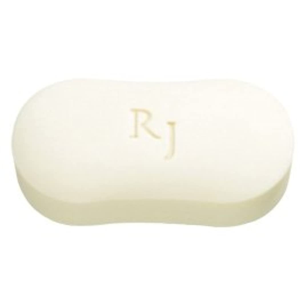 歯痛推定するカップルRJホワイトソープ(洗顔石鹸?ボディソープ) 脂性肌用 120g/Royal Jelly White Soap<120g>
