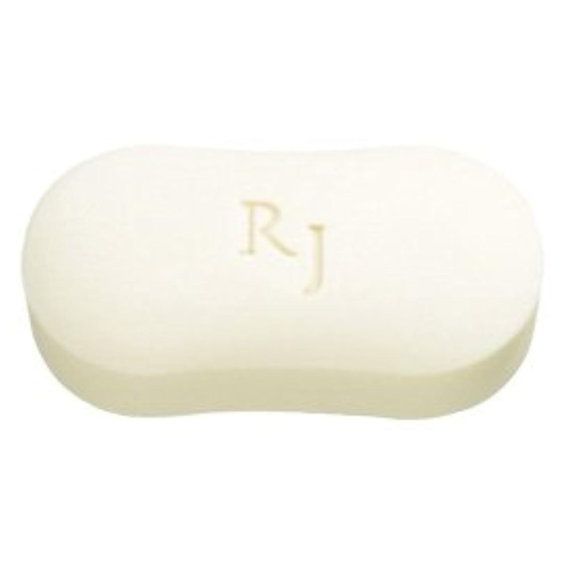 再生的大騒ぎアレイRJホワイトソープ(洗顔石鹸?ボディソープ) 脂性肌用 120g/Royal Jelly White Soap<120g>