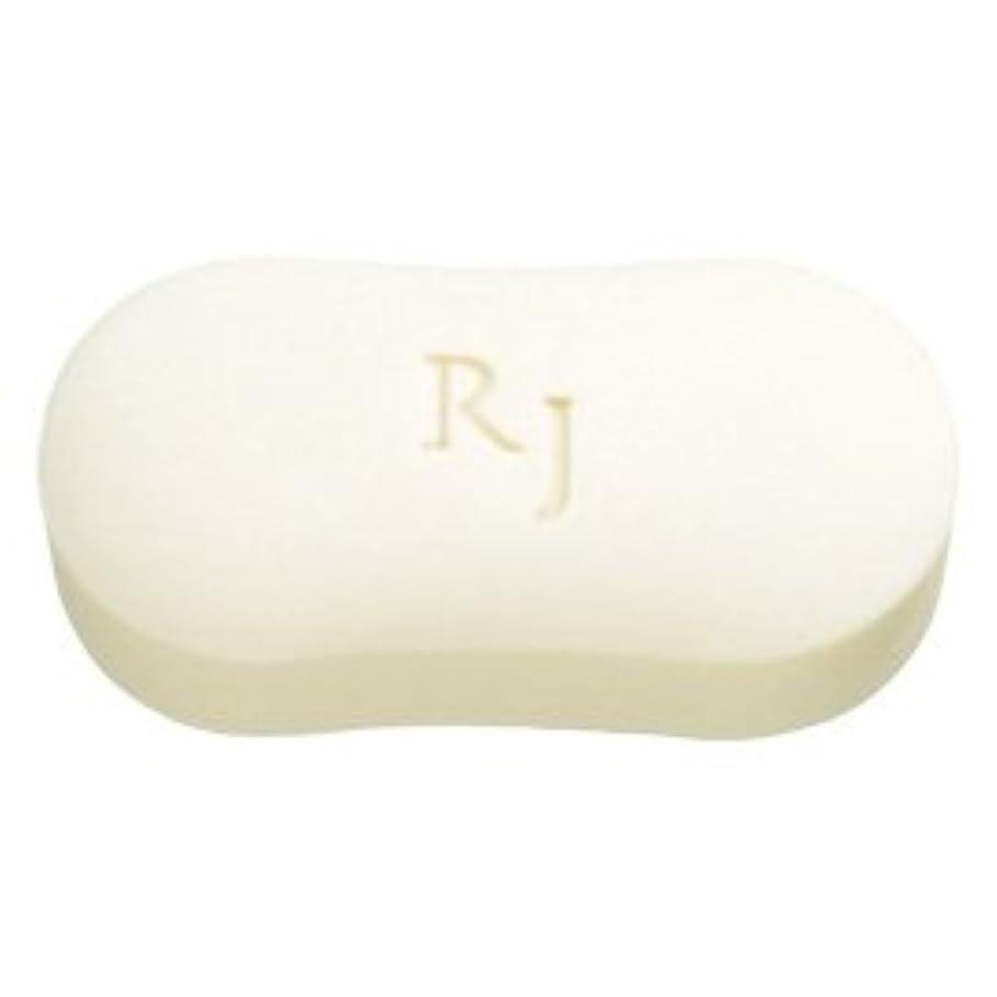 穿孔するフライカイトいっぱいRJホワイトソープ(洗顔石鹸?ボディソープ) 脂性肌用 120g/Royal Jelly White Soap<120g>