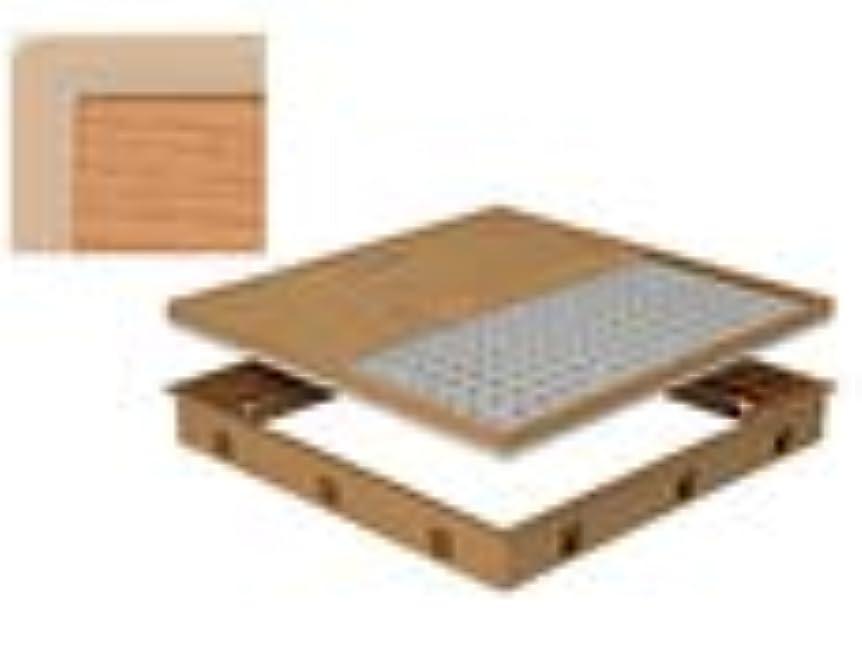 光のさておきベンチ城東テクノ Joto SPF-R6060F12-NL 高気密型床下点検口 標準型ナチュラル(直送品)