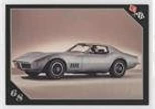 1968 Sport Coupe (Trading Card) 1991 Collect-A-Card Vette Set - [Base] #24