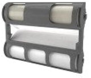 70550001 Electrostatic Film Sticks to Any Surface EasyFlip Squared Foil Xyron EasyFlip Squared Foil Refill 60cm x 20m White