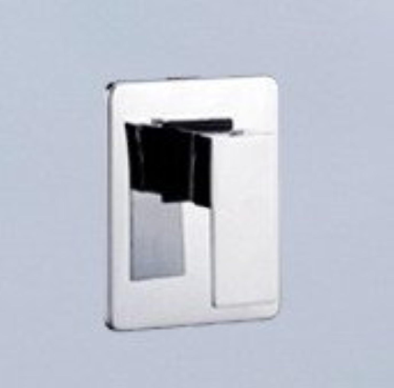 Galvanik Retro Wasserhahn Badezimmer integrierten Mixer Dusche, Hellgrau
