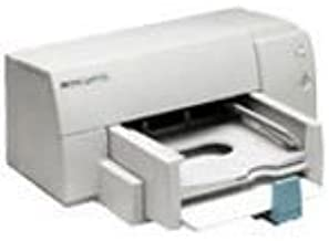 HP C5884A Deskjet 670c ~ Inkjet Printer, 4.0 PPM Black, 1.5 PPM Color, Con