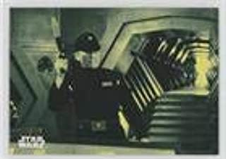 Imperial Defense #/99 (Trading Card) 2018 Topps Star Wars Black and White - [Base] - Green #79