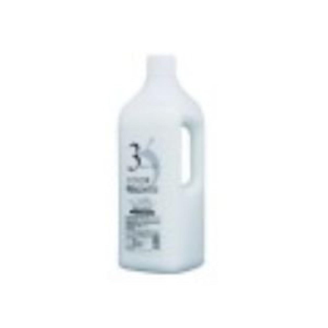 再生可能同行するアメリカメロスコスメティックス ヘアカラーファンデーション プロキサイド?ヘアカラー用2剤 3% 2000ml