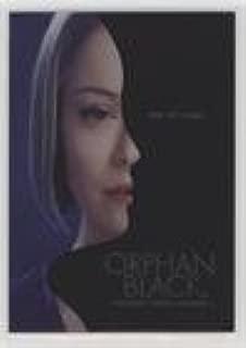 Rachel Duncan (Trading Card) 2017 Cryptozoic Orphan Black Season 2 - Cryptomium Silhouettes #S2