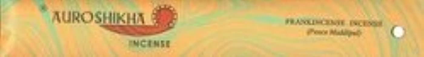 みぞれ不毛のショルダーAuroshikha Incense - Frankincense - Classic Marble Incense [並行輸入品]