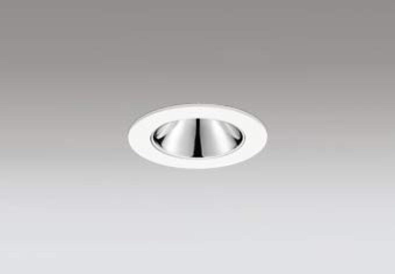 ODELIC LED高彩色ベースダウンライト JDR110V75W相当 オフホワイト 22° 埋込穴Φ60mm 温白色 3500K M形 一般型 専用調光器対応 XD604149HC (調光器別売)