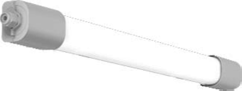barato RZB LED-Wand- Deckenleuchte 4000K 4000K 4000K 769x61x50 451210.009  venderse como panqueques