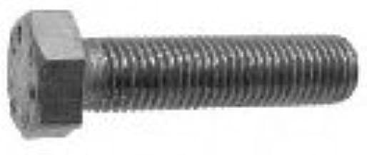 TH DIN 933 Inox A2 M3 X 20 lot de 40 Vis /à M/étaux T/ête Cylindre Hexagonal