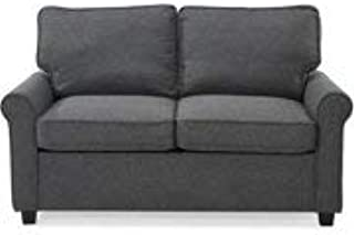 Amazon.com: Loveseat Sleeper de 57.9 in con colchón de ...