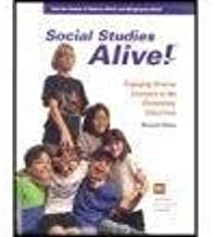 Teachers' Curriculum Institute, Social Studies Alive: Engaging Diverse Learners in the Elementary Classroom, Revised Edition, 9781583710128, 1583710124, 2005