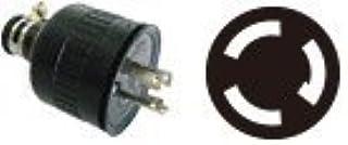 ヤマハ発電機EF2500i/EF2800iSE/EF4000iSE用・差し込みプラグ 単相30A/一括取出し(7XF-87236-00)